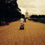 Segway-ing to the Capitol