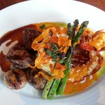 Surf & turf , must have!