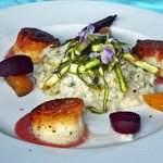 $22 Scallop Dinner (only 3 scallops)