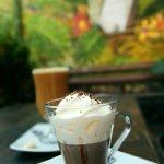 Irish Coffee and Dirty Chai
