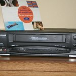 VHS... that's ancient
