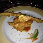 Piccolo Mondo shrimp
