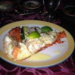 Piccolo Mondo lobster