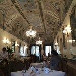 Breakfast room.  Superb.