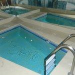 In suite pool