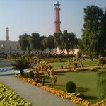 moschea a Lahore
