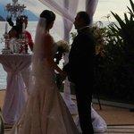 Ceremony at Garza Blanca