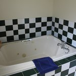 Execative Jacuzzi suite