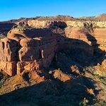 massive mesas