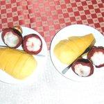 絶品フルーツ マンゴー、マンゴスチン