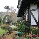 Garden & Mountain View