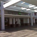 Tampak Depan Hotel