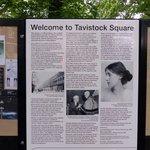 Tavistock Square information
