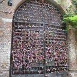 Casa di Giulietta padlocks