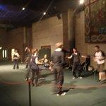 Swordplay lessons