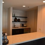 Small Partial Kitchen Area