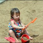front sand pit