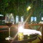 Wine outdoor