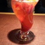 Strawberry lemonade - so fun!