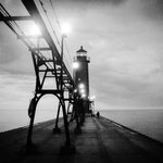 Pier/light house