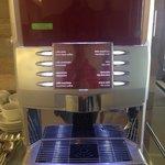 Excelente cafe en el desayuno!!!