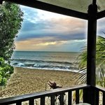 Ellis Beach Bungalows are just across the road offering accommodation