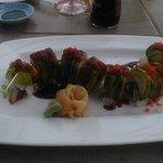 caterpillar sushi