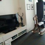 tv in livingroom
