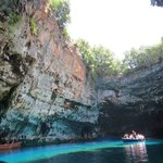 melissani cave