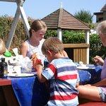 Børneaktivitet i sommerperioden
