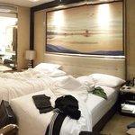Panaroma view of room