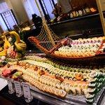 Sushi in the Matsuri