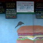 The Hot Dog Shop.