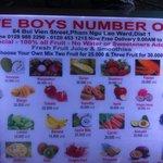 Zdjęcie Five Boys Number One