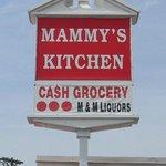 Mammy's Kitchen Oceanfront Sign
