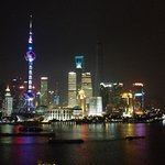Shanghai from Sir Elly's Rooftop