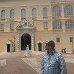 Allani visite monaco 2014