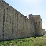 Aigues-Mortes Castle completed 1285