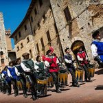 Dont' miss the Medieval Dinner food & wine in Tenuta Torciano on 13 - 14 -15 June 2014 in San Gi