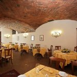 Indoor Restaurant in the Ancient Cellar