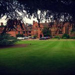 Hanbury Manor.