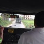 Jeep shuttle