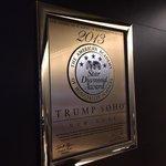 Trump får utmärkelser
