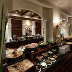 Buffet Breakfast at Mira Terrace