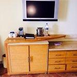 Hot drink facilities in room