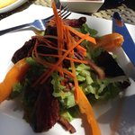 Beef Salad - yum!