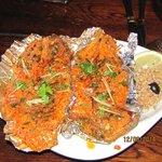 Spiced Haddock
