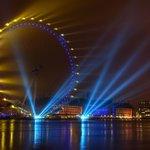 London Eye 10 minutes away