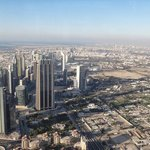 Дубаи с высоты птичьего полета