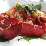 Sorrento's Best Lobster Pasta